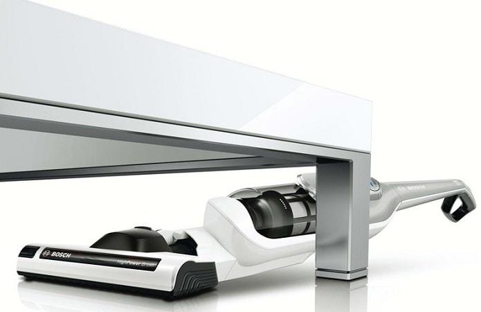 Bosch Athlet BBH52550 Under Table