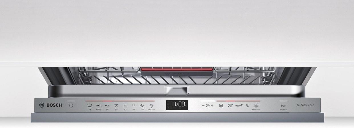 Bosch SMV68MD02E Integreret Display