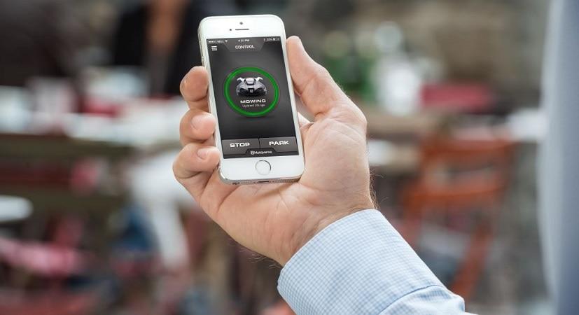 Husqvarna Automower 450X App
