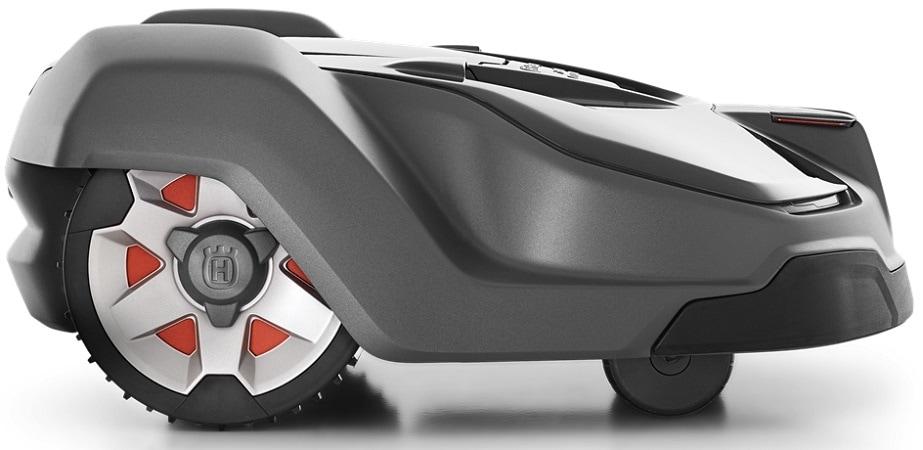 Husqvarna Automower 450X Side