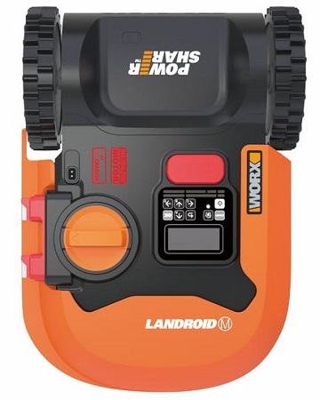Worx Landroid WR143E Top