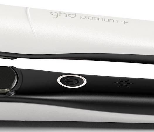 GHD Platinum+ Styler controls