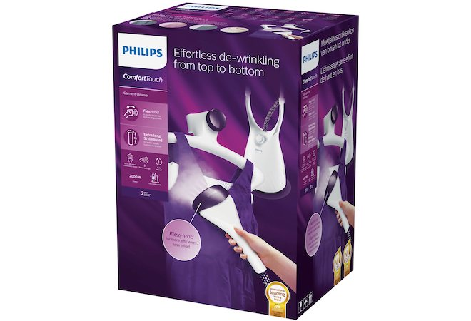 Philips ComfortTouch GC557 box