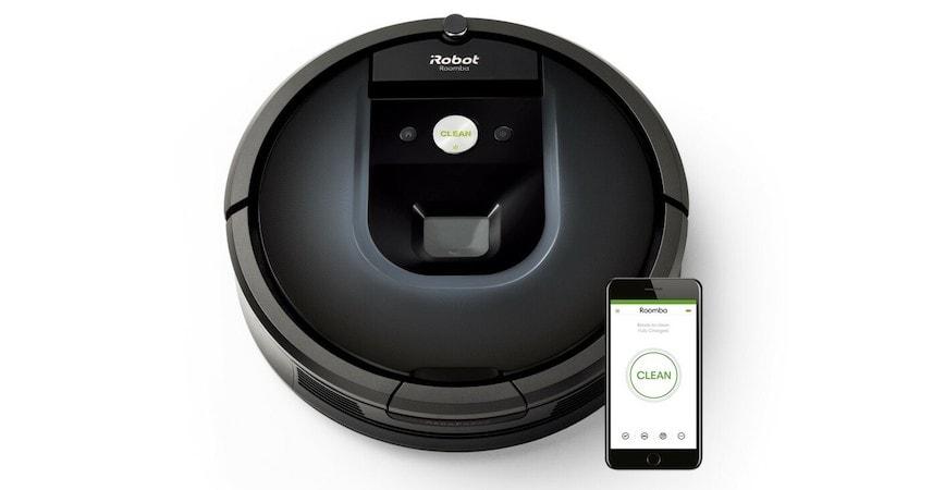 iRobot Roomba 981 1