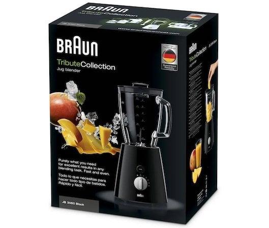 Braun JB 3060 box