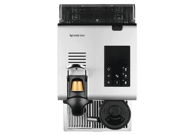 Nespresso Lattissima Pro F456 2