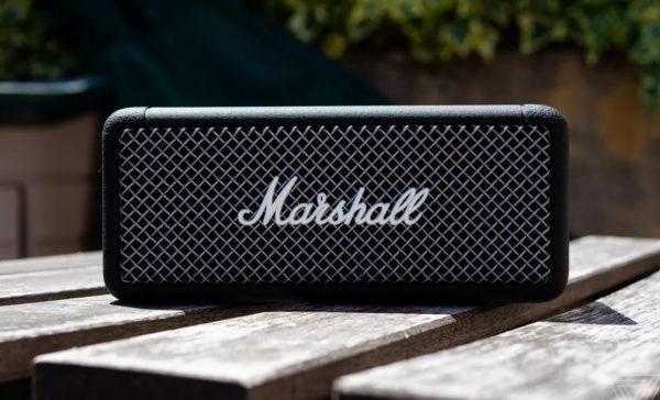 Marshall højttaler