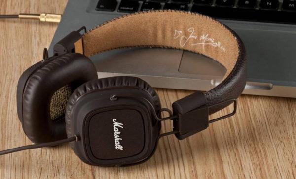 Marshall høretelefoner