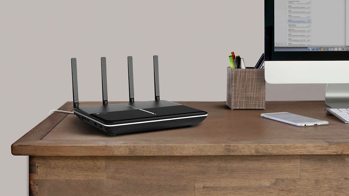 traadloes router